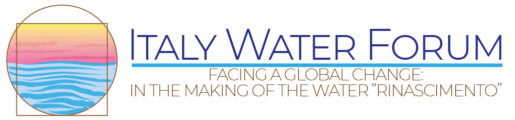 Logotipo Italy Water Forum